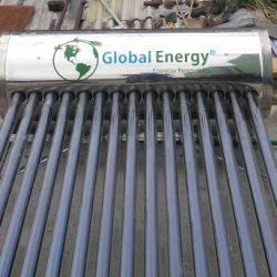 Calentador Solar Globalenergy